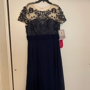 JS Collections navy gown size 14
